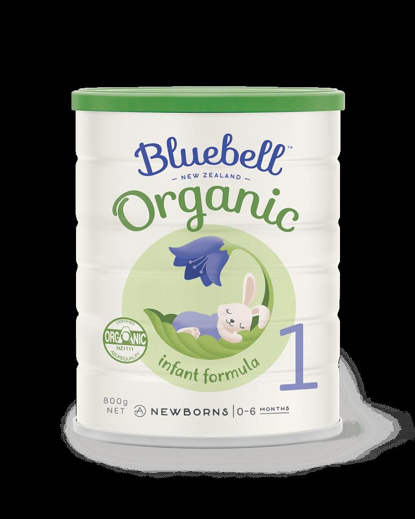 Certified Organic Infant Formula Nz Bluebell
