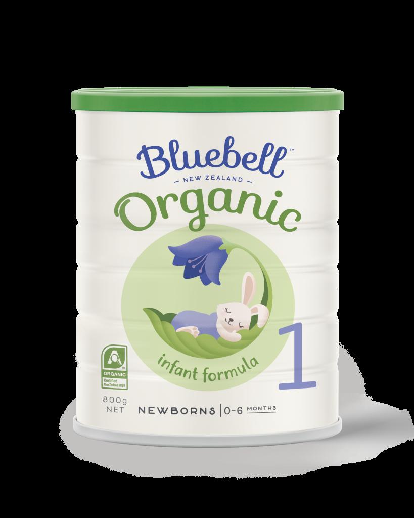 Organic Infant Formula