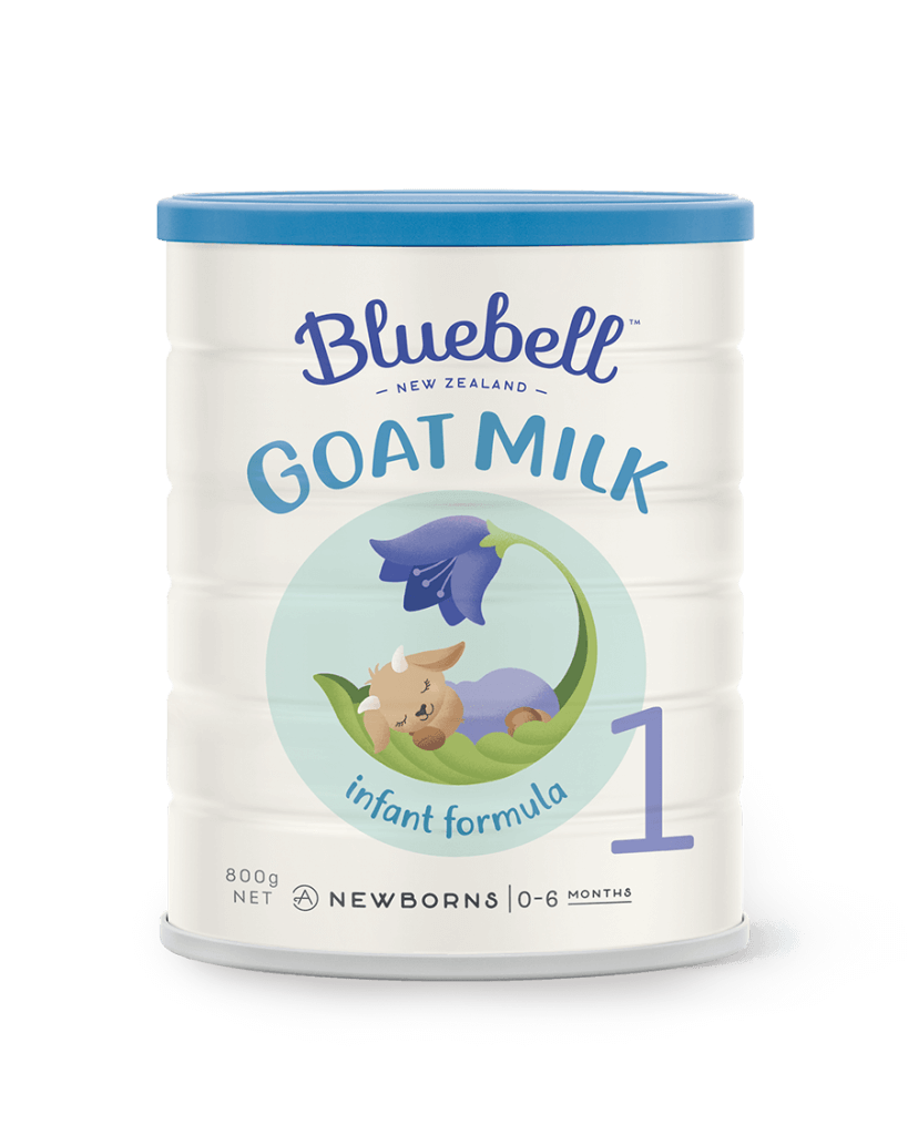Goat Milk Infant Formula