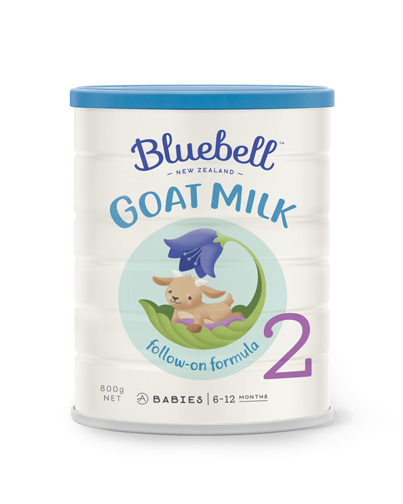 Goat Milk Follow-On Formula